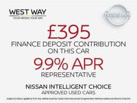 2018 Nissan Qashqai 1.5 dCi N-Connecta 5dr Hatchback Diesel Manual