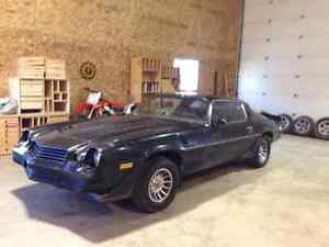 1983 camaro with a 67