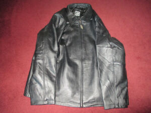 Leather lined jacket  3XL