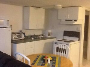 Fully furnished basement suite to call home !  Edmonton Edmonton Area image 1