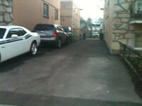 Parking For Rent From 1st of December. Montreal North/Nord