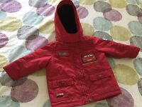 Mcqueen winter jacket 2t