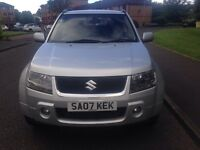 SUZUKI GRAND VITARA 2007 FULL YEARS MOT