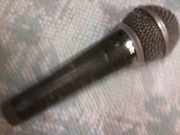 Pro Microphone SM58 & accessories