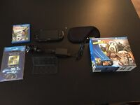 Playstation Vita MINT CONDITION!! + game and accessories