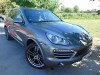 2013 Porsche Cayenne Diesel [245] 5dr Tiptronic S 21in Turbo II Alloys! PCM N...