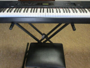 Casio Privia PX350 Digital Piano - Very New (4 months old)