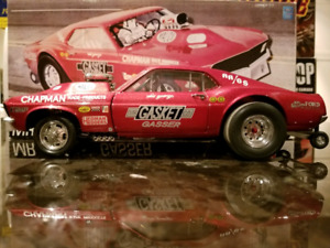 1:18 Diecast GMP 1969 Ford Mustang Mr. Gasket Gasser
