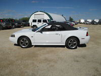 2003 Ford Mustang GT Convertible V8 5spd Low Kms