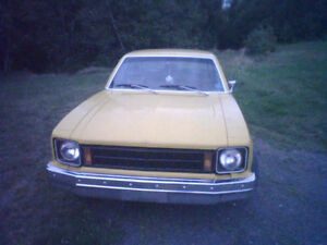1977 CHEVY NOVA FOR SALE