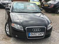 2008 AUDI A4 CABRIOLET T 1.8