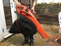 Flymo leaf blower