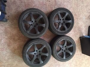 "Mags 17"" 5x114.3 g35"