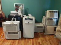 Air Conditioners - 50 Available - One Stop Shopping