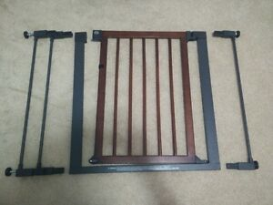 Brica Wood & Steel Designer Gate
