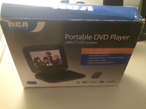 Lecteur DVD portatif / Portable DVD player
