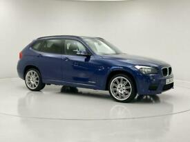 image for 2014 BMW X1 xDrive 20d M Sport 5dr Step Auto SUV Diesel Automatic
