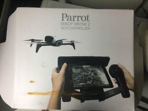 Parrot 2 Bebop Drone with Skycontroller