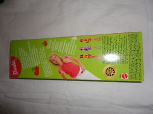 Brand new in box collectible cherry scented Barbie doll London Ontario image 2