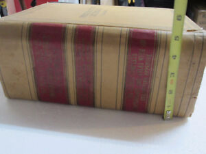 Webster's Dictionary, 1937, 20th Century Unabridged West Island Greater Montréal image 3
