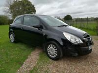 Vauxhall Corsa S 1.2i 16v - 3 Door Hatchback Black - Lovely Car