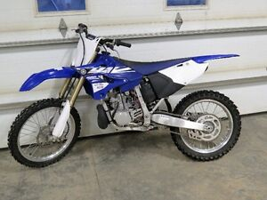 2015 Yamaha YZ250 Two-Stroke