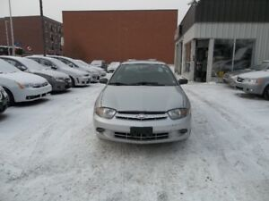 2005 Chev Cavalier Sedan 125000 km safety and E test