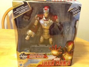 "2012 MARVEL 12"" IRON MAN 3 WITH LIGHTS AND SOUNDS London Ontario image 1"