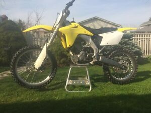 Just rebuilt 2006 rmz450 with ownership