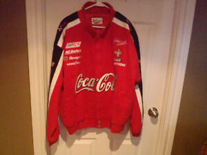 Dale Earnhardt Sr and Jr Two Jackets or Best Offer