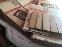 Storage / House Moving Boxes & Bubble Wrap