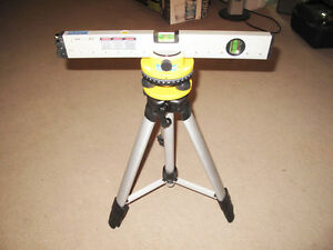 Lazer Pro Level with tripod