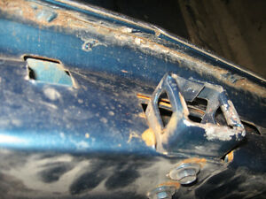 1966-67 Chevelle SS trunk lid, nice condition, sell trade London Ontario image 4