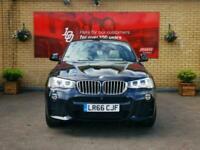 2016 BMW X4 xDrive30d M Sport 5dr Step Auto Estate Estate Diesel Automatic