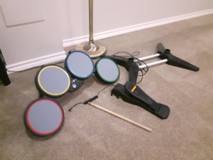 Rock Band Drum Set for Xbox 360 - Good Condition