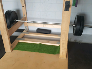 Barbell & Bumper Olympic weights