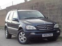 Mercedes-Benz ML500 5.0 AUTOMATIC + BIG SPEC + PX POSS