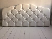 Brand new headboard for king size bed