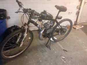 Motorized bicycle 66cc need gone by weekend