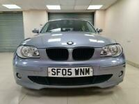 BMW 1 Series 2.0 120d SE Blue Hatchback 61MPG DIESEL WARRANTY 12 MONTHS MOT