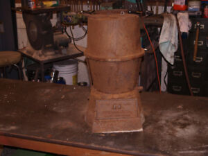 Brooder or ship stove/cast iron