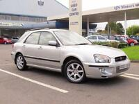 2005 Subaru Impreza 2.0 GX 5dr