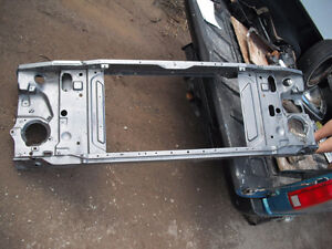 97 Chevy GMC 1500 Pickup Rad Cradle From Florida, Excellent OEM