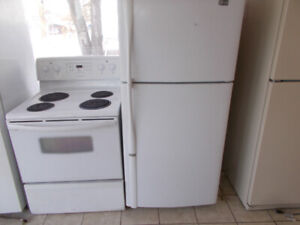 MAYTAG FRIDGE STOVE   CAN DELIVERY
