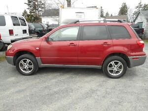 2005 Mitsubishi Outlander LS-tax included SUV, Crossover