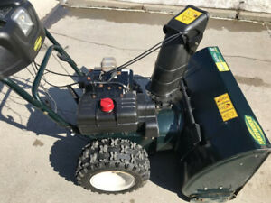 YardWorks 30 Inch Snowblower