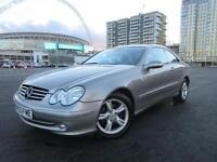 2003 Mercedes-Benz CLK 1.8 CLK200 Kompressor Elegance 2dr