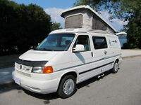 VW EUROVAN CAMPER – VR6 WITH EXTENDED BODY LENGTH