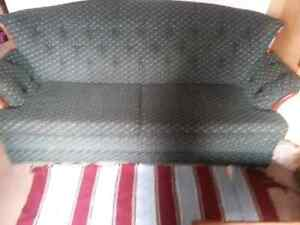 Nice clean sofa bed very clean & queen bed inside