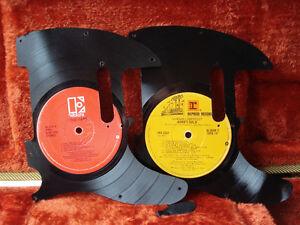 Telecaster vinyl pick-guards (custom cut) Kitchener / Waterloo Kitchener Area image 1